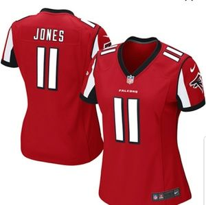 Womans NFL Atlanta Falcons Jersey